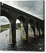 Randalstown, Co Antrim, Ireland Acrylic Print