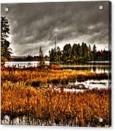 Raquette Lake In The Adirondacks Acrylic Print