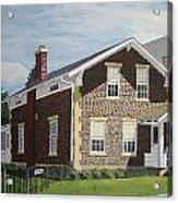 Rasey House Acrylic Print