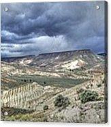 Rattlesnake Ridge Geological Site Acrylic Print