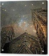 Magical Rattling Sky Acrylic Print