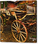 Ready For A Sunday Drive - Featured In Tennessee Treasures Group And Spectacular Artworks Group Acrylic Print