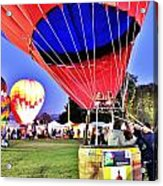 Ready For Lift Off Acrylic Print