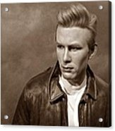 Rebel Without A Cause S Acrylic Print