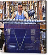 Reboso Loom Artisan Acrylic Print