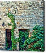 Reclaiming Stonehaven Acrylic Print