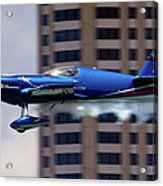 Red Bull Racer Acrylic Print