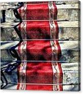 Red Carpet Treat Acrylic Print
