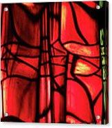 Red Green Acrylic Print
