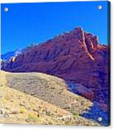 Red Rock Canyon 4 Acrylic Print