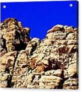 Red Rock Canyon 40 Acrylic Print