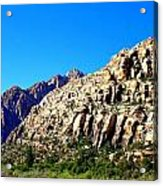Red Rock Canyon 45 Acrylic Print