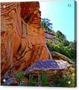 Red Rock Canyon 46 Acrylic Print