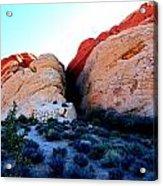 Red Rock Canyon 9 Acrylic Print