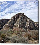 Red Rock Canyon - Nevada Acrylic Print
