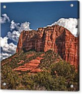 Red Rock Country Sedona Az Acrylic Print