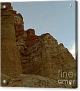 Red Rock II Acrylic Print