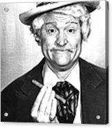 Red Skelton Show, The, Red Skelton Acrylic Print by Everett