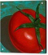 Red Tomato Acrylic Print