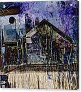 Redefining The American Dream 1 Acrylic Print
