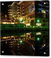 Reedy River View 7 Acrylic Print