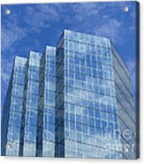 Reflected Sky Acrylic Print