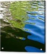 Reflecting Lake Of The Isles  Acrylic Print