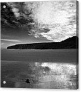 Reflection Of Sky Acrylic Print