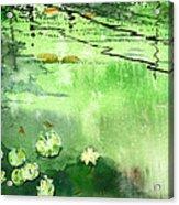 Reflections 1 Acrylic Print