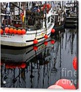 Reflections At French Creek Acrylic Print
