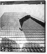 Reflections Of Freedom Acrylic Print