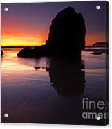 Reflections Of The Tides Acrylic Print