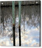 Reflections Of Us Acrylic Print