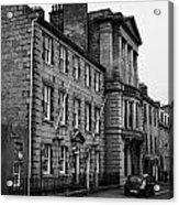 Regent Quay Aberdeen Scotland Uk Acrylic Print