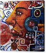 Regina Wall Art Acrylic Print