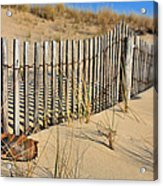 Rehoboth Beach Acrylic Print by JC Findley
