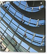 Reichstag Dome Acrylic Print