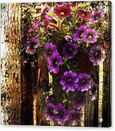 Relaxed Beauty Acrylic Print