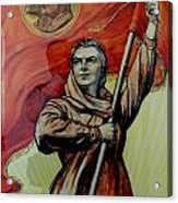 Relics Of Soviet History 1 Acrylic Print