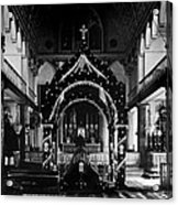 Religion, Our Lady Of Peace Cathedral Acrylic Print by Everett