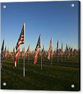 Remember 911 Acrylic Print