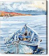 Remi In Barca Acrylic Print