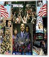 Respectfully Yours..... Mr. President 2 Acrylic Print