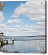 Resting Waters Acrylic Print