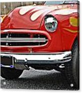 Restored Classic Car Acrylic Print