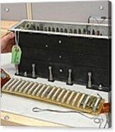 Return To Flight Sensor Tests Acrylic Print