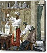 Rhazes, Islamic Scholar Acrylic Print