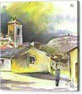 Ribera Del Duero In Spain 05 Acrylic Print