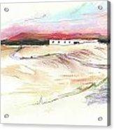 Ribera Del Duero In Spain 09 Acrylic Print