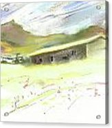 Ribera Del Duero In Spain 15 Acrylic Print